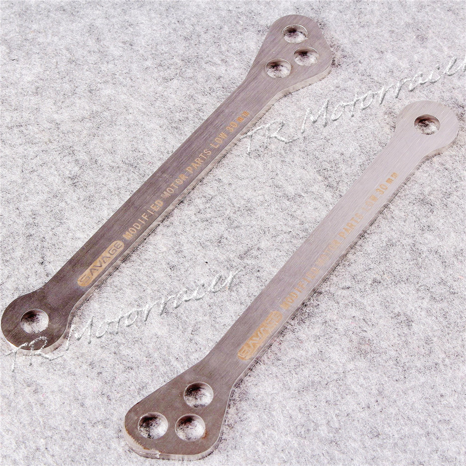 Rear Adjustable Lowering Links Lever Rod Kit For SUZUKI GSF600 GSF1200 2000 - 2005 2003 2004 GSF1250 2007 -2012 BANDIT 2008 2009<br><br>Aliexpress