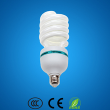 40W Energy-saving 80% lamp Tricolor Light AC220 E27 6400K Fluorescent Environmental Protection incandescent light indoor light(China)