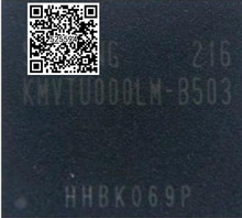 For Note 2 N7100 NAND Flash memory KMVTU000LM-B503 KMVTU000LM EMMC With firmware/Programmed