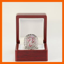 2008 PHILADELPHIA PHILLIES WORLD SERIES CHAMPIONSHIP RING US SIZE 11(China)