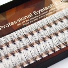 New Arrival Natural 3D Imitate Faux Mink Eyelashes 0.07mm Professional Soft Fake Silk Eye Lashes Extension Makeup