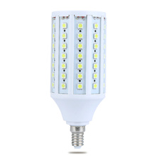 86 Stable performance and low consumption 5050 SMD LED Corn Bulb Light Lamp E14 1550Lm 360 13W 220V White Energy-Saving