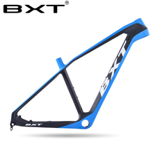 2017 t800 Carbon Fiber Mountain Bike frame 27.5ER 650B Cycling MTB Frame + Headset 15.5/17/18.5/20 carbon bicycle frame 27/650b(China)
