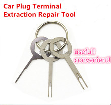 Auto Car Plug Circuit Board Wire Harness Terminal Extraction Pick Connector Crimp Pin Back Needle Remove Tool Set