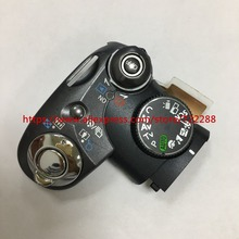 Repair Parts For Canon PowerShot S5 IS Top Cover Mode Dial Power Switch Shutter Button(China)