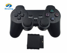 Official iSmaring PS2 Wireless Shock Came Controller with Receiver Gamepad Joypad DIY RC Toy(China)