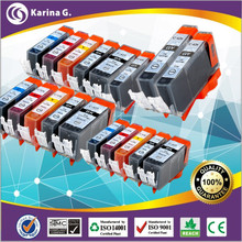3sets Generic Inkjet printer Ink set for PGI-425 BK CLI-426 for CANON PIXMA MG6140 MG6240 MG6140 MG8240 PRINTER(China)