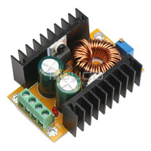 120W Power Supply Module DC 10~32V to 36~60V 5A Boost Converter/Adjustable Voltage Regulator/Adapter/Driver Module(China)