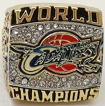 Factory direct sale for james 2016 Cleveland Cavaliers Replica Basketball world Championship Rings