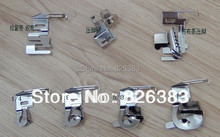 7PCS/SET  quality quality Special Hemmer and Binder  presser foot For Brother Janome Toyota Singer made in Taiwan