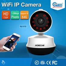 Buy IHOMECAM Home Security Camera IP 720P Wireless Mini Surveillance Camera Wifi 720P Night Vision CCTV Camera Baby Monitor for $19.20 in AliExpress store