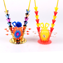 Sun Wukong Light Purple Crown Explosion Purple Crown Monkey Hat Hat Crown Stall Selling Products Arena
