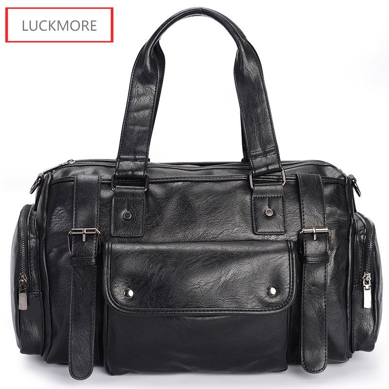 Genuine Leather Men Bag Shoulder Bags Mens Briefcase Business Laptop Mens Travel Crossbody Bags Tote Men Messenger Bags 2016<br>