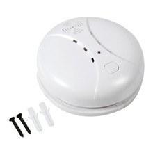 433MHz Smoke Detector Alarm Sensors Wireless Fire Smoke Detectors Used In Home Office Security Alarming System Wholesale(China)