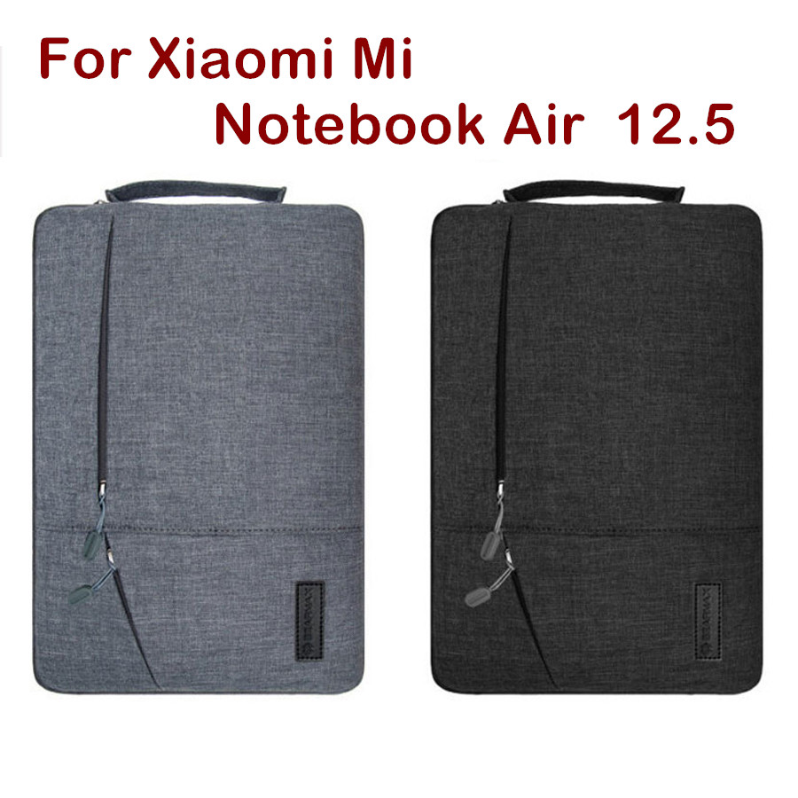 Fashion Sleeve Bag For Xiaomi Mi Notebook Air 12.5 Inch Laptop Pouch Case Creative Handbag Protective Skin Cover Stylus Gift<br><br>Aliexpress