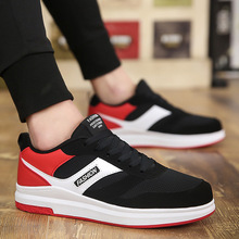 Buy Hot Sale Men 2018 Red Running Shoes Breathable Men Sport Shoes Fitness sneakers outdoor Trainers Zapatillas Comfortable Footwear for $13.99 in AliExpress store