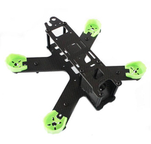 FPV QAV210 180 frame small quadcopter pure carbon frame kit 180 mm 210 mm wheelbase for FPV QAV210 180 Drone