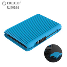 ORICO 2.5 in 1TB USB3.1 Gen2 TYPE-C 10Gbps High-Speed Shockproof External Hard Drives HDD Desktop Laptop Mobile Hard Disk(China)