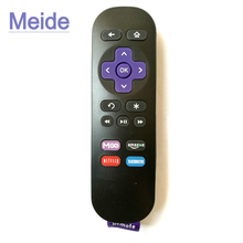 Hot! New Replacement Remote Control Fit For ROKU 3 HD 4210x 1/2/3 Lt Hd Xd Xs Xds Media Player Controller Controle Free shipping