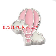 10pcs  balloon   floating charms for glass locket  Min amount $15 per order mixed items, FC-201