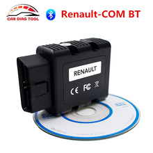 2017 Renault-COM Bluetooth For Renault COM Diagnostic and Programming Tool Replacement for Renault Can Clip Free Ship(China)