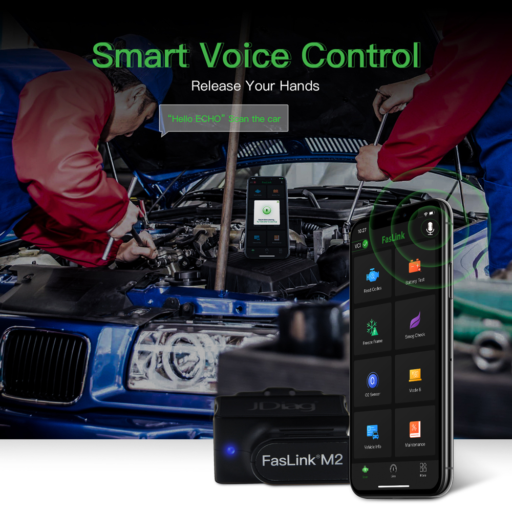 Großhandel Jdiag Faslink M2 Bluetooth Bluedriver Obdii Auto Diagnose ...