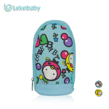 Lekebaby Feeding Bottle Protect Cover Warm Keep Heat Preservation Feeders Cover Organizer Bag(China)