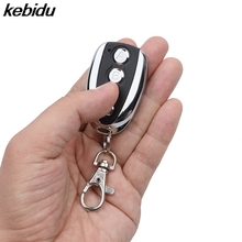 kebidu Hot Arrival ABCD Key Control 433.92MHZ Remote Cloning 4 Channel Auto Car Garage Door Duplicator Rolling Code For Car
