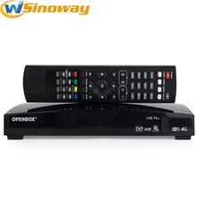 OPENBOX V8S Plus HD Satellite TV Receiver Support Card Sharing CCcam NEWcam MGcam DVB-S2 Receiver V8S /S-V8 support Web tv(China)