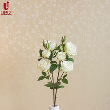 UBIZ High quality Artificial rose eternal flowers wedding arrangement product home accessories decoration flower fleur florals