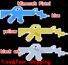 Figures Toys Minecraft Toys Gifts Sword EVA Game Model Newest Minecraft Action Minecraft Children's Gun Free shippingChristmas