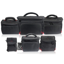 DSLR Camera Waterproof Shoulder Bag Case For Canon EOS 5d MarkII 600D 700D 60D 70D 6D 100D 1100D Nikon Sony Digital Photo Bag(China)