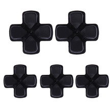 5pcs Protective Button Pad Kit Silicone Grip Analog D-Pad Joystick Cap For Sony PS Vita PSV Console