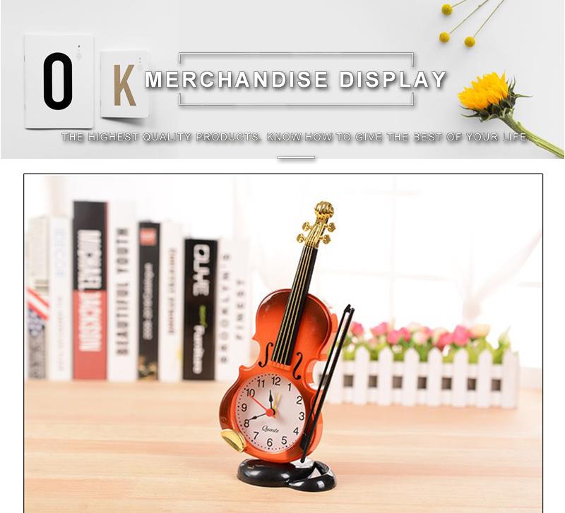 car digital clock lit parapluie pendulum of clock small desk clock clock for desk islamic wall clock retro wall clock mechanical table clocks table date (3)