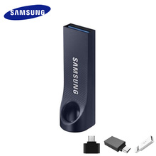 SAMSUNG 130MB/S Usb Flash Drive 128GB 64GB 32GB Usb 3.0 Pen Drive U Disk Stick Usb Key Flashdisk USB with Micro USB for Computer(China)