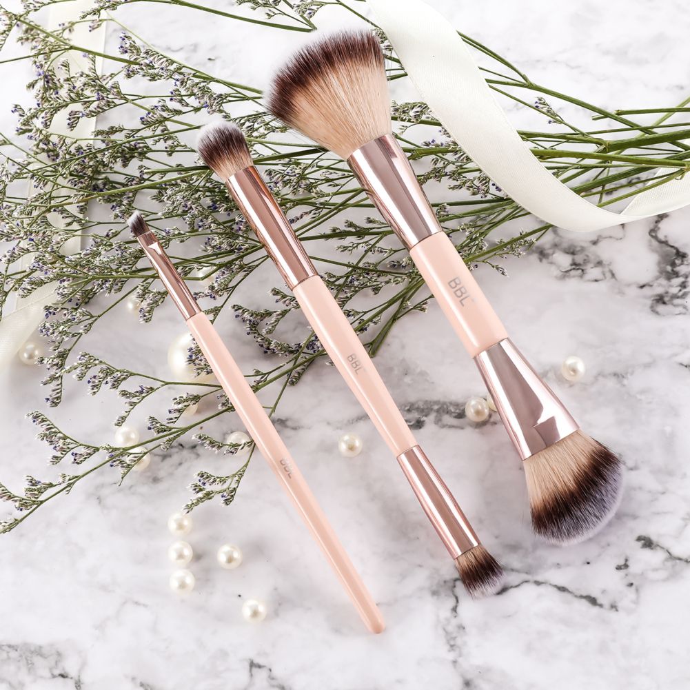Kabuki Foundation Makeup Brush 12