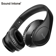 Buy Sound Intone P7 Wireless Headphone Bluetooth Foldable Stereo Headphone Microphone Support TF Card Music Headphone phone for $26.35 in AliExpress store
