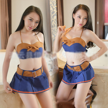 DS Lead Dancer Costumes Jazz Dance Stage Performances Cowboy Cheerleaders Uniforms Sexy Underwear