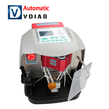 2017 Top-Rated Automatic V8 X6 Key Cutting Machine X6 Car Key Cutting Machine V8 Auto Key Programmer Fast x6 key machine by DHL