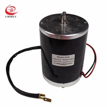 Electric Scooter Motors 1000W 36V High-speed Brushed Electric DC Motors (Scooter Parts & Accessories )