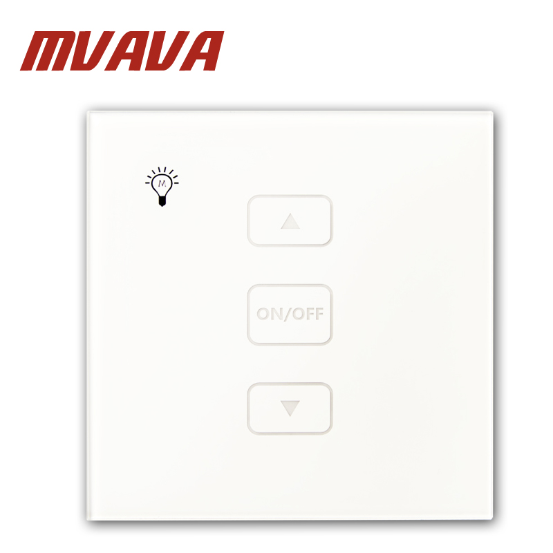 MVAVA High Quality 220V 300W Touch Dimmer Switch For Lights LED Lights Brightness Adjustment Controller Free Ship Touch Switch  <br>
