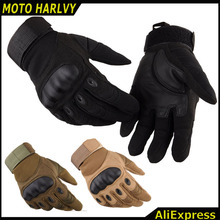 Non-slip Wear-resisting Fiber Material Gear Racing Motorcycle Gloves Fits for Harley Davidson Motorcycle Accessories Styling