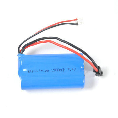 Syma S033G Borong 6088 6098 Udi U12 U23 7.4V 1500 mAh Battery With SM Plug<br><br>Aliexpress
