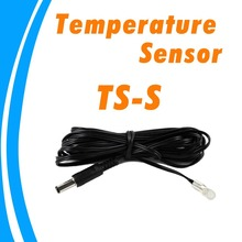 Remote Temeperature Sensor TS-S For S30 60I 80I solar controllers 30A SOLAR30 Solar Controller 60A charger regulator RTS(China)