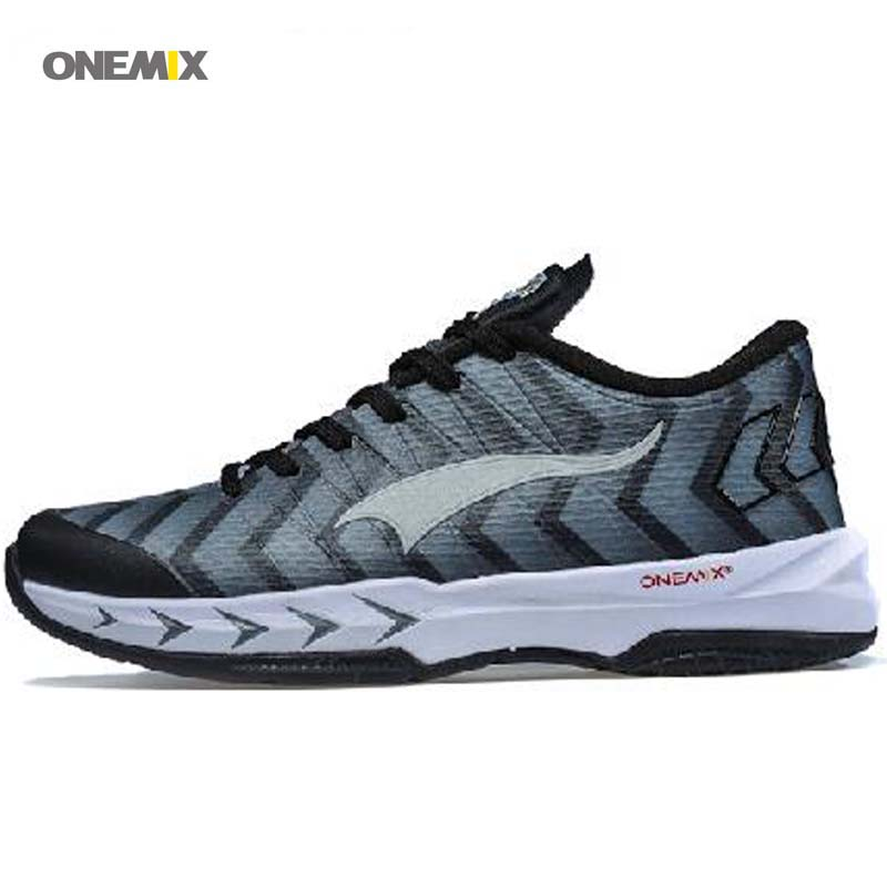ONEMIX 2017 free 1501  Run 5.0 water ripple Mens sport sneaker Running mesh shoes Size 35-45<br>