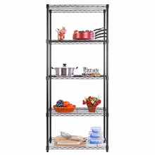 on Metal Adjustable Shelving