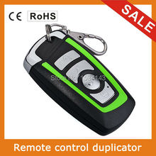 Cheapest metal universal remote control duplicator,rf remote control duplicator,433mhz gate remote control