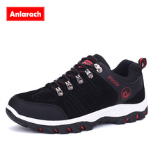 Anlarach 2017 New Spring Autumn Shoes Men Outdoor Male Comfortable Walk Shoes Fashion Designer Footwear Lace Up Casual Shoes