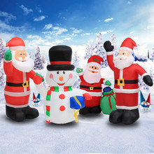 popular christmas inflatables airblown buy cheap christmas inflatables airblown lots from china christmas inflatables airblown suppliers on aliexpresscom - Christmas Inflatables Cheap