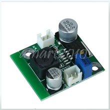 30 sets/lot,NEW DC - DC 4 - 40V 2A Step down Adjustable Power Supply Module with Wire(China)